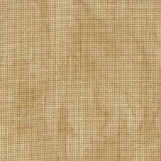 Zweigart Cashel 28ct, 11fädig Meterware Farbe 3009 vintage milchkaffee