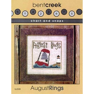 Bent Creek Stickvorlage August Rings