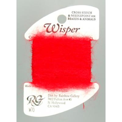 Rainbow Gallery Wisper Red