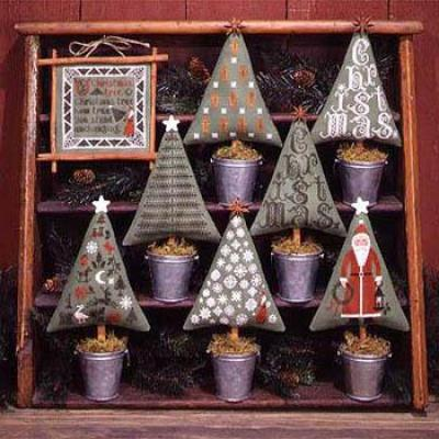 Christmas Trees - The Prairie Schooler