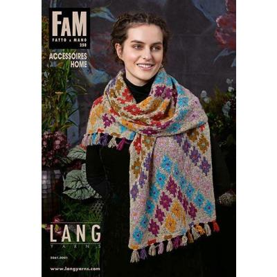 Lang Yarns Fatto a Mano FAM 258 Accessoires + Home
