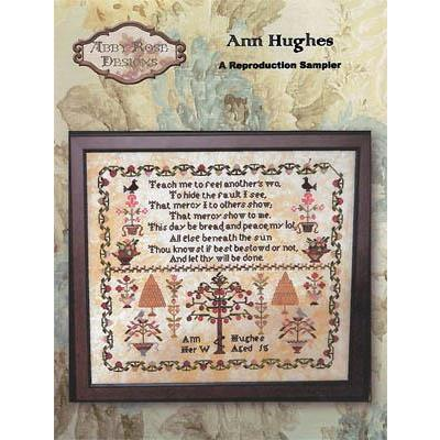 Abby Rose Designs Stickvorlage Ann Hughes