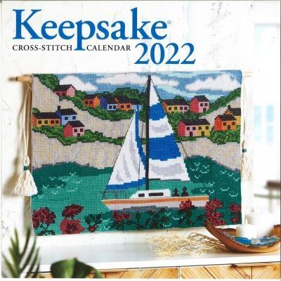 Keepsake Kalender 2022 Kreuzstichmotive