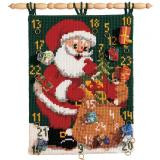 Vervaco Stickpackung PN-0009309 Adventskalender 40x43