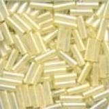 Mill Hill Small Bugle Beads - 72001 Pearl