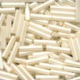 Mill Hill Medium Bugle Beads - 80123 Cream