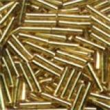 Mill Hill Medium Bugle Beads - 82011 Victorian Gold
