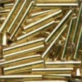Mill Hill Large Bugle Beads 92011 Victorian Gold