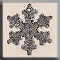 Mill Hill Treasures 12039 Large Snowflake Crystal Bright
