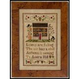 Little House Needleworks Stickvorlage Acorn Hill