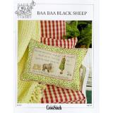 Just Cross Stitch Stickvorlage Baa Baa Black Sheep