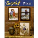 Jeanette Crews Designs Stickvorlage Bosbyshell Friend