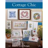 Jeanette Crews Designs Stickvorlage Cottage Chic