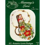 Jeanette Crews Designs Stickvorlage Mummys Love