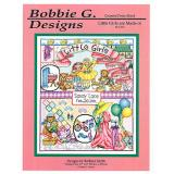 Bobbie G. Designs Stickvorlage Little Girls Are Made Of