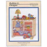 Bobbie G. Designs Stickvorlage New Baby Sampler
