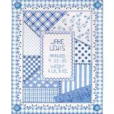 Bobbie G. Designs Stickvorlage Its A Boy