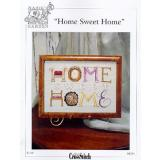 Just Cross Stitch Stickvorlage Home Sweet Home