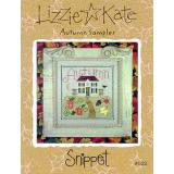Lizzie Kate Stickvorlage Autumn Sampler