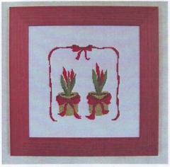 Blume - Stickpackung Oehlenschläger (Aida)