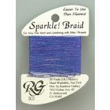 Rainbow Gallery Sparkle! Braid Iris