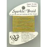 Rainbow Gallery Sparkle! Braid Confetti