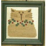 Bent Creek Stickvorlage The Christmas Cat