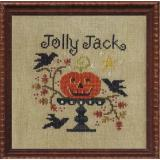 All Through The Night Stickvorlage Jolly Jack