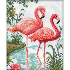 RTO Stickpackung M106 Flamingos 26x31,5