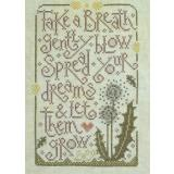 Silver Creek Samplers Stickvorlage Dandy Dreams