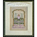 Country Cottage Needleworks Stickvorlage Mary Mary Quite Contrary