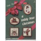 Teddy Bear Christmas - Kreuzstichheft