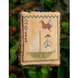 Stickvorlage Dames of the Needle Primitive Smalls 6