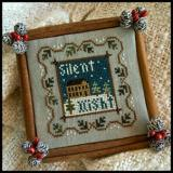 2011 Ornament 5-Silent Night - Little House Needleworks