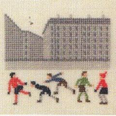Stickpackung Haandarbejdets Fremme 17-5138,01 Schlittschuhlaufen 14x14