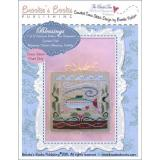 Brookes Books Stickvorlage Brides Tree Ornament 7 Blessings