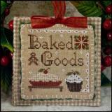 2011 Ornament 7-Baked Goods - Little House Needleworks
