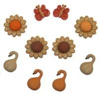 Golden Harvest - Shellys Buttons