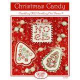 Sue Hillis Stickvorlage Christmas Candy