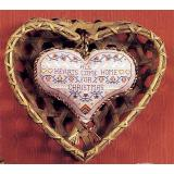 Homespun Elegance Ltd Stickvorlage All Hearts Come Home For Christmas