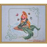 Cross Stitching Art Stickvorlage Enchanted Melody