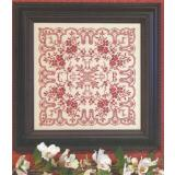 Stickvorlage Rosewood Manor Stickvorlage Dogwood Lace