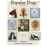 Pegasus Designs Stickvorlage Popular Dogs 5