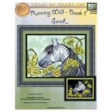 Running Wild Book 1-Sarah - Stickvorlage Cross my heart