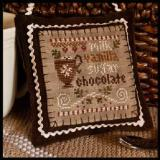2012 Ornament 7 Hot Chocolate - Little House Needleworks