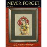 Jeanette Crews Designs Stickvorlage Never Forget