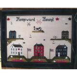 R & R Reproductions Stickvorlage Homeward Bound