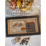 Blackbird Designs Stickvorlage Feast Of Friendship