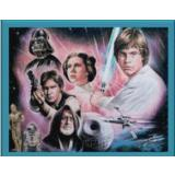 Cody Country CrossStitch Stickvorlage May The Force Be With You