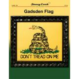 Stoney Creek Stickvorlage Gadsden Flag